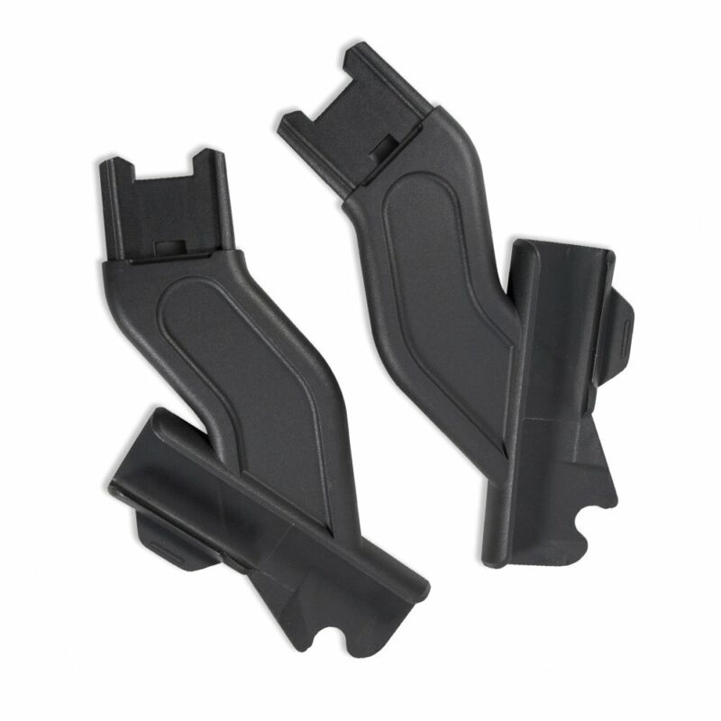 UPPAbaby VISTA Lower Adapters (for VISTA 2015-later) Black