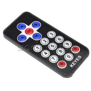 HX1838-Infrared-IR-Wireless-Remote-Control-VS1838-Module-For-Arduino-DIY-Kits