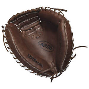 Wilson A900 Series 34 Inch WTA09RB18CM34 Baseball Catcher s Mitt for ... 9b52c459ef3