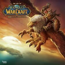 WORLD OF WARCRAFT - 2020 WALL CALENDAR - 412241