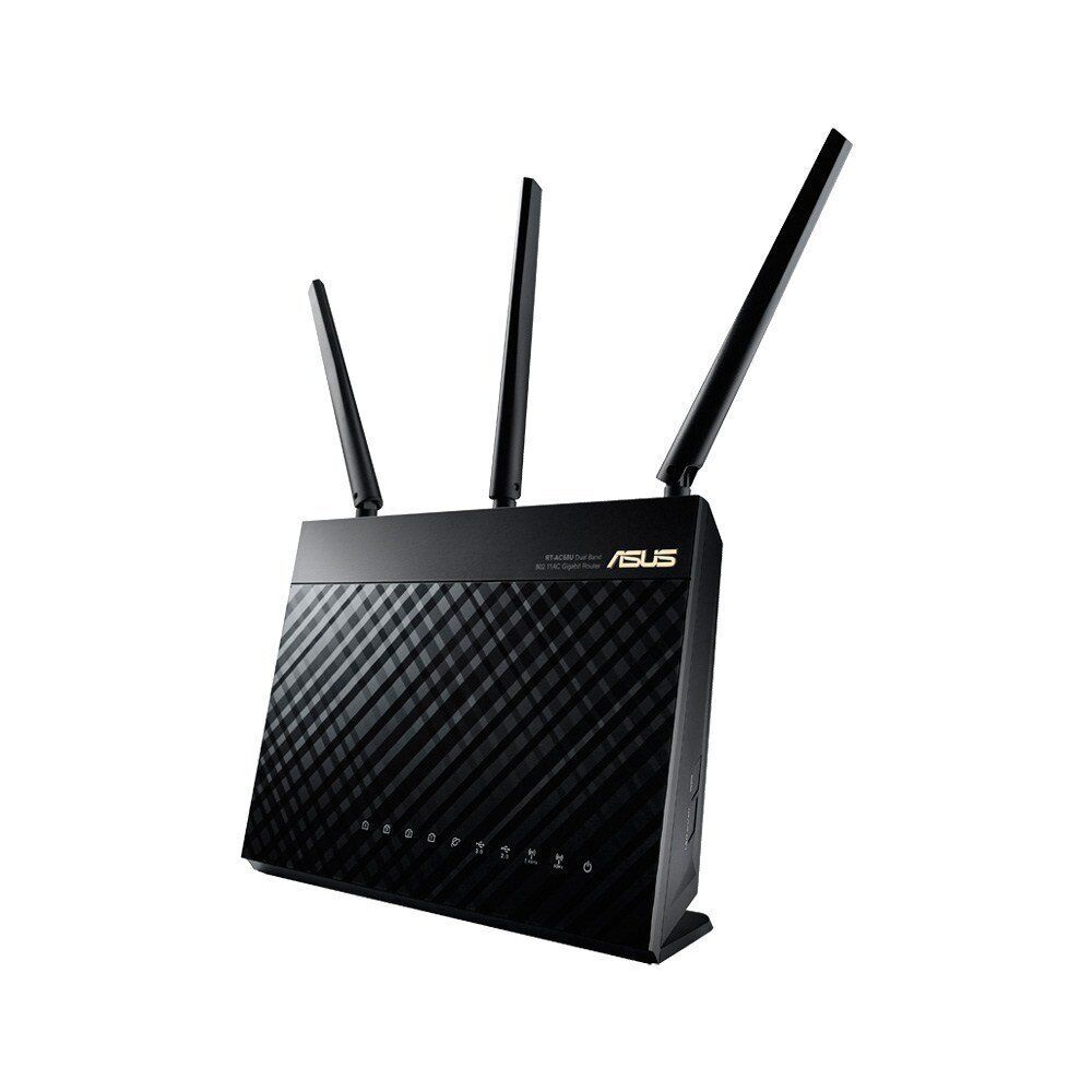 T-Mobile  By ASUS Wireless-AC1900 Dual-Band Gigabit Router,