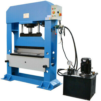 Electric Hydraulic Press Brake 100 Ton Metal Steel Bending Machine