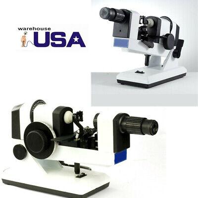 Lab Manual Lensometer Optical Lensmeter Internal Reading Prism Unit Included