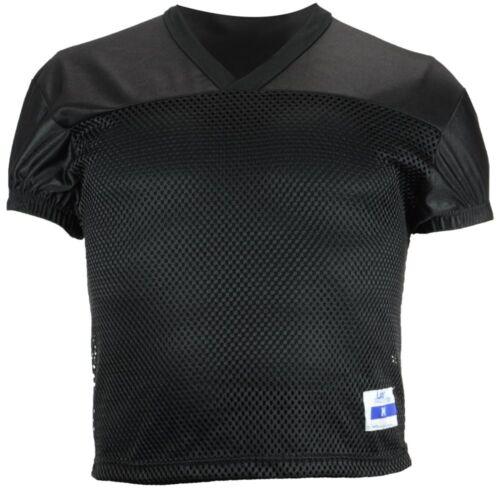 Lids Youth Black Mesh Football Practice Jerseys Size XL (Lot of 20)
