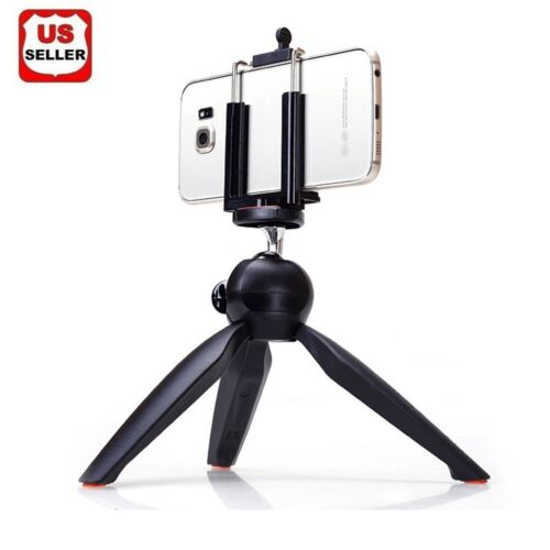 Universal Mini Flexible Tripod Bracket Holder Mount for Cell Phone Camera iPhone Cell Phone Accessories