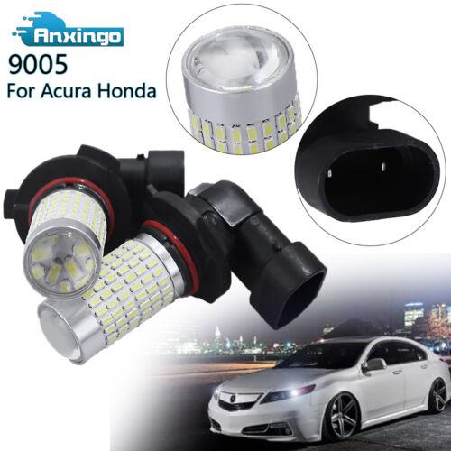 Daytime Running Light 9005 HB3 DRL For Honda Accord Civic