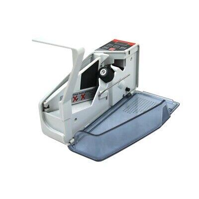 Mini Banknote Counter Bill Cash Money Counter Machine Portable Handy 600pcsmin