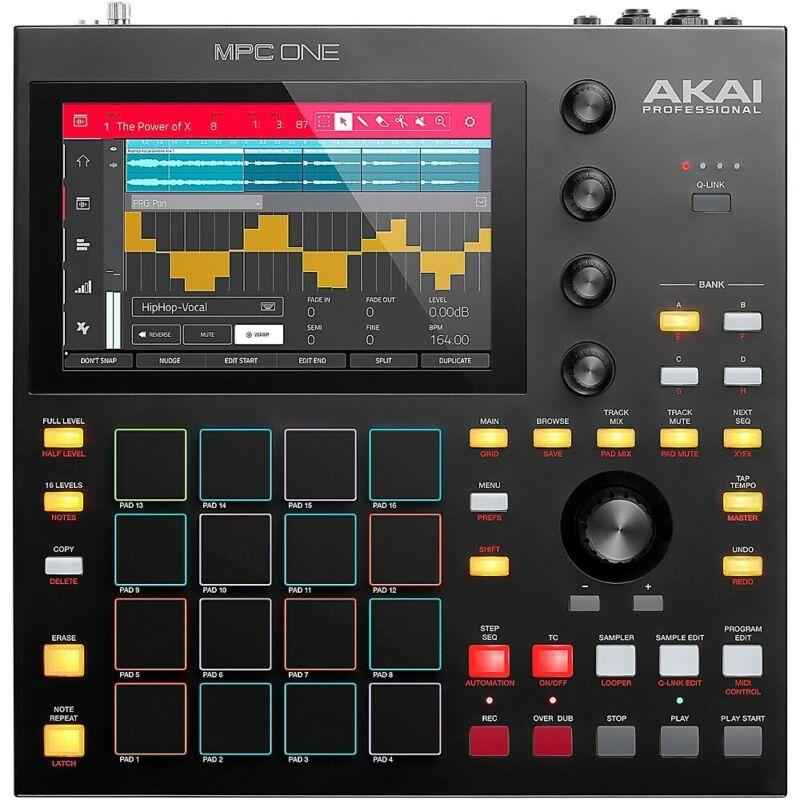 Akai Professional MPC One Standalone Music Production Center