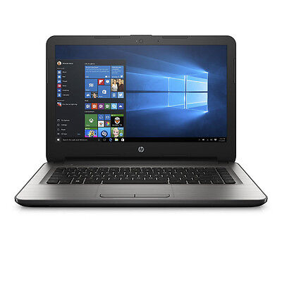 Hp 14  Laptop With Amd E2 7110 4Gb Ram 32 Gb Emmc Windows 10