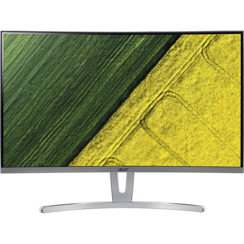 """Acer ED273 wmidx 27"""" Full HD Curved Monitor with Freesync - UM.HE3AA.004 - Open"""