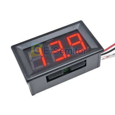 Xh-b310 Digital Red Led Display Dc 12v Thermometer K-type M6 Thermocouple Tester