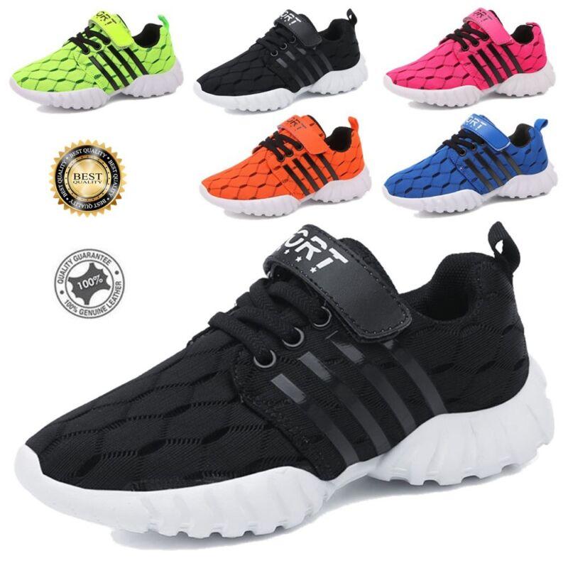 Boys Girls Sweet Sports Running Shoe Casual Breathable Sneak