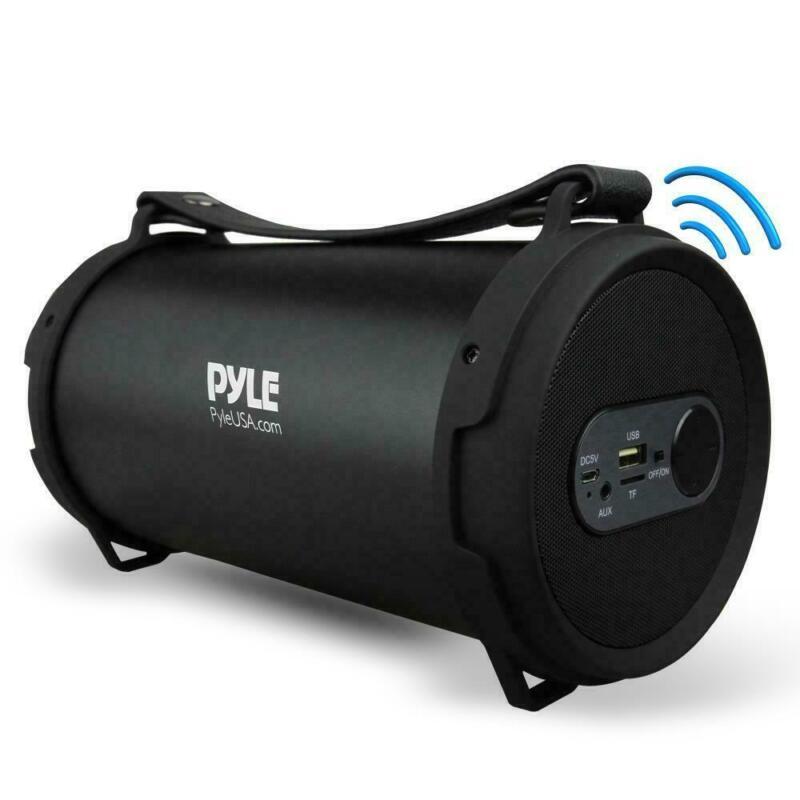 Pyle PBMSPG7 60 Watt Portable Bluetooth Wireless BoomBox Spe