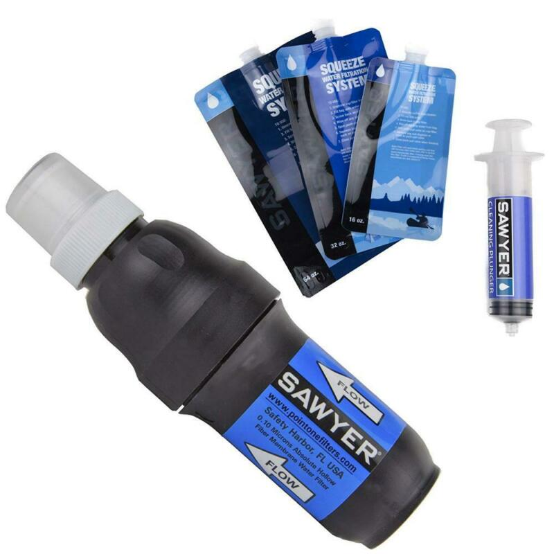 Sawyer Products PointOne Squeeze Water Filter System