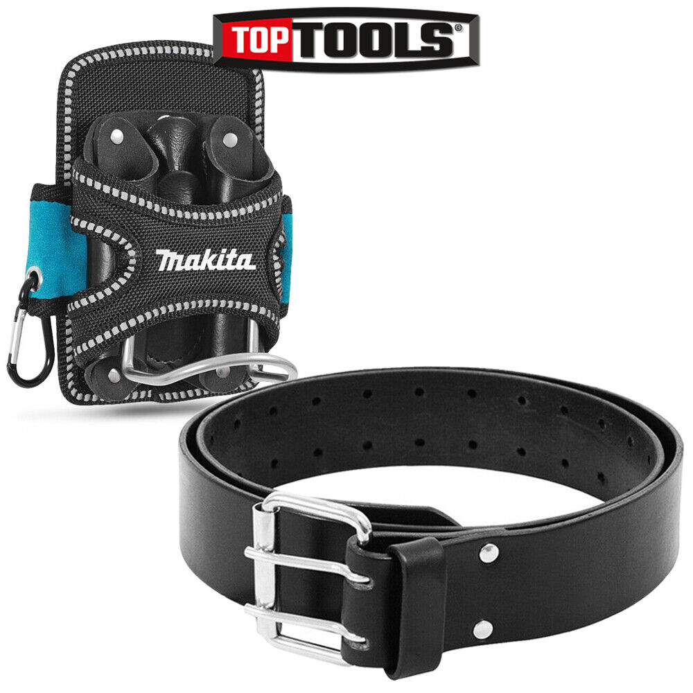 Makita P-71906 Fixings Pouch and Hammer Holder Multi-Colour