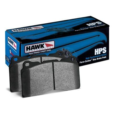 For Cadillac ATS 17-18 Hawk HB649F.605 High Performance Street Front Brake Pads