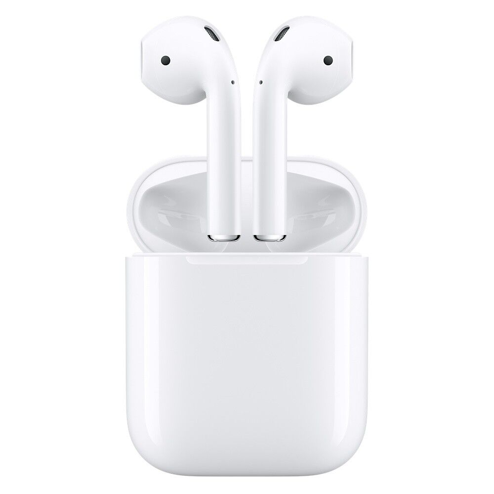 Apple AirPods with Charging Case - Bluetooth Wireless AirPods MMEF2AM/A™