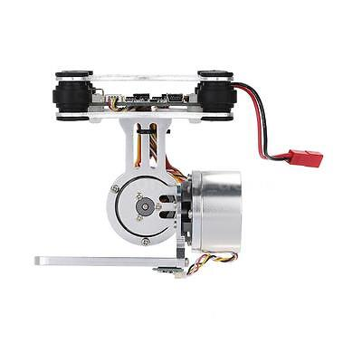 CNC FPV Quadcopter BGC 2 Axis Brushless Gimbal w/ Controller for GoPro 3 US S7AX
