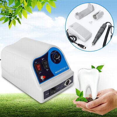 Dental Lab Electric Polishing Polisher Micromotor N845k Rpm Handpiece
