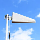 Wide Band Directional Outdoor Cellular Antenna - 600-2700Mhz - High Gain 14dBi