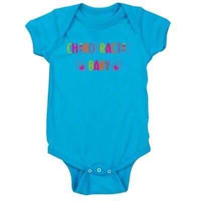 CafePress Chiropractic Baby Cute Infant Bodysuit Baby Romper