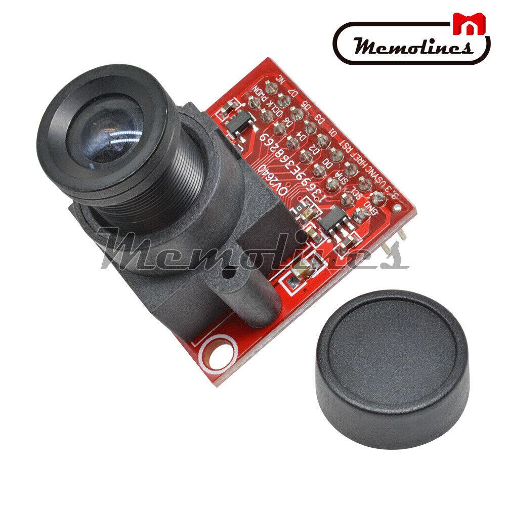 OV2640 camera module 200W pixel STM32F4 driver source code Support JPEG ou S6R5