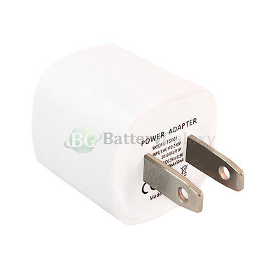 50 USB Rapid Battery Wall Charger Adapter for Apple iPhone SE 5 5G 5S 6 6S 7 7S