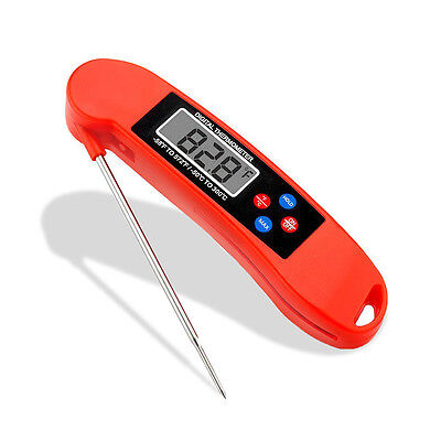 Digital Instant Read Food Cooking Meat Kitchen BBQ Thermometer Temperature ***