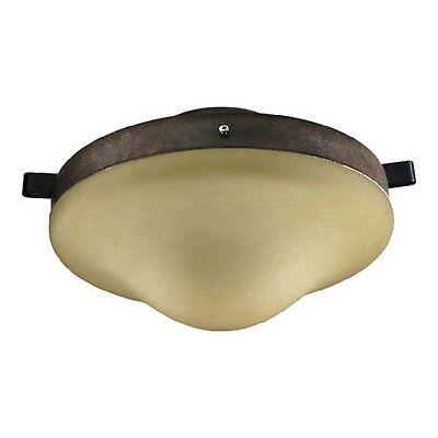 ANCIENT GOLD OUTDOOR/INDOOR CEILING FAN LIGHT KIT