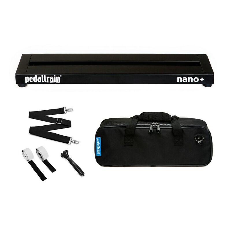 Pedaltrain Nano Plus Pedal Board with Soft Case