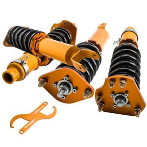 BR Coilovers for Honda Prelude 91-96 96-01 Shock Absorbers Coil Spring Strut