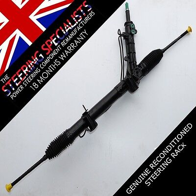 Vauxhall Movano 1.9, 2.2, 2.5 DTI 1998 to 2010 Reconditioned Power Steering Rack