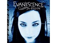 2 x Evanescence tickets BLOCK A FRONT ROW Nottingham Arena Tuesday 3rd April 2018