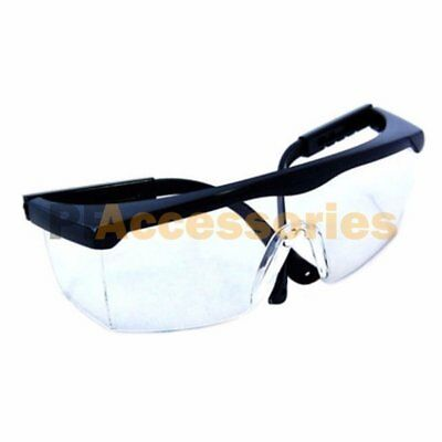 Protective Eye Goggles Safety Transparent Glasses For Work Medical Chemistry Lab