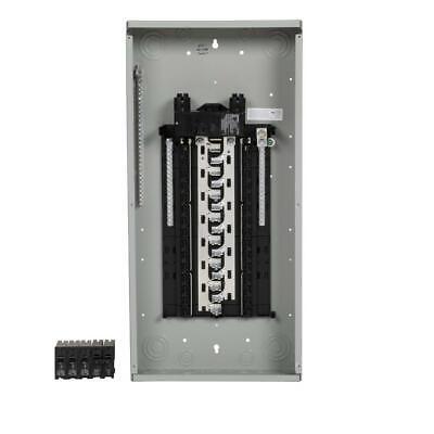 Siemens-main Breaker Box Sn Series 200 Amp 30-space 48-circuit Plug-on Neutral.
