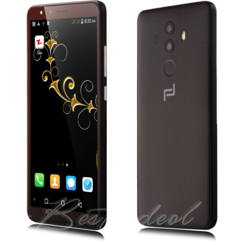 """Android Phone - Cheap 5.5"""" Android 8.0 3G Smart Phone GSM Mobile Dual SIM Quad Core Unlocked New"""