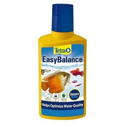 Tetra Easy Balance - Tetra AQUARIUM EASY BALANCE Adds Vitamins • Regulates pH • Reducws Pollutants