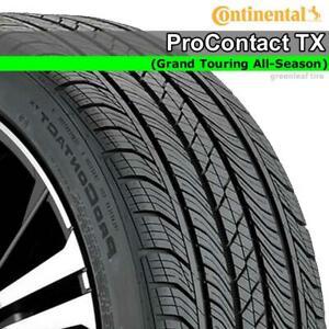 NEW 245/40R19 94W Continental ProContact TX    #15509310000