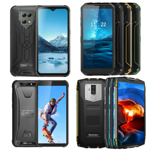 Blackview BV9800 A60 BV9600 BV5500 BV9500Plus BV6800 Pro BV5900 Handy Smartphone