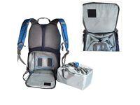 SANSYS Anti-theft Waterproof Nylon Rucksack Camera Bag