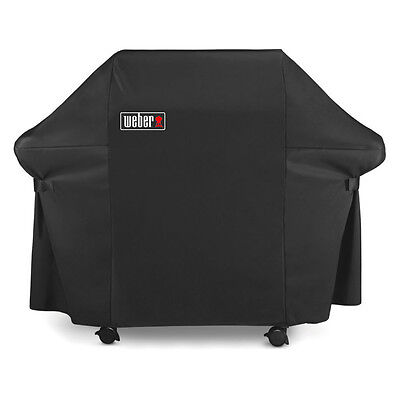 Weber 7107 Grill Cover With Black Storage Bag For Genesis 30