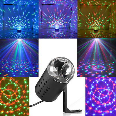 Mini Projector DJ Disco Light Stage R&G Xmas Bar Party Laser Lighting Show Plug