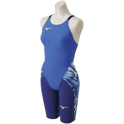 MIZUNO Swimsuit Women GX-SONIC III ST FINA Approval N2MG6201 Blue Size M