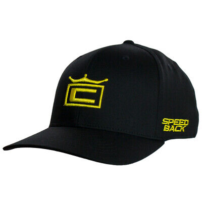 a6b564a752c Cobra Tour Crown Speedback 110 Snapback Golf Hat New 2019