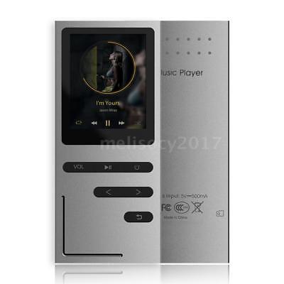 C18 8GB MP3 Player HiFi Metal Music Player Loseless APE FLAC Audio Player P9G2