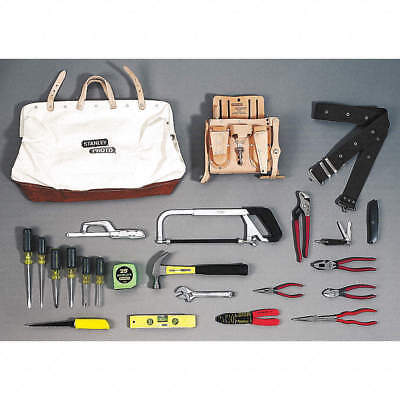 Proto 90-732 Electricians Tool Set 19 Piece Made In Usa