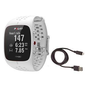 356446472b0e Polar M430 GPS Reloj Monitor de Actividad Física - Blanco