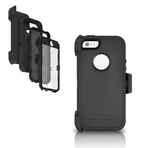 iphone 5 case with clip otterbox iphone 5s 5 defender amp holster black cover w 5947