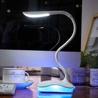 LED USB Charging Sensor Desk Light Study Light For Bedroom N