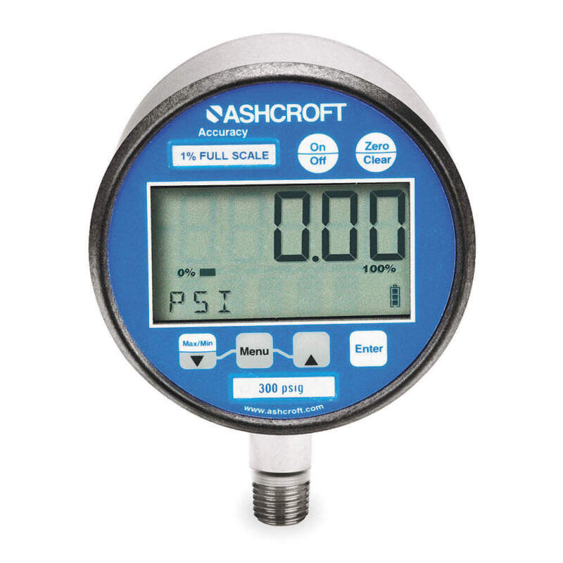 Gauge,Pressure,Digital 302074SD02L30BL